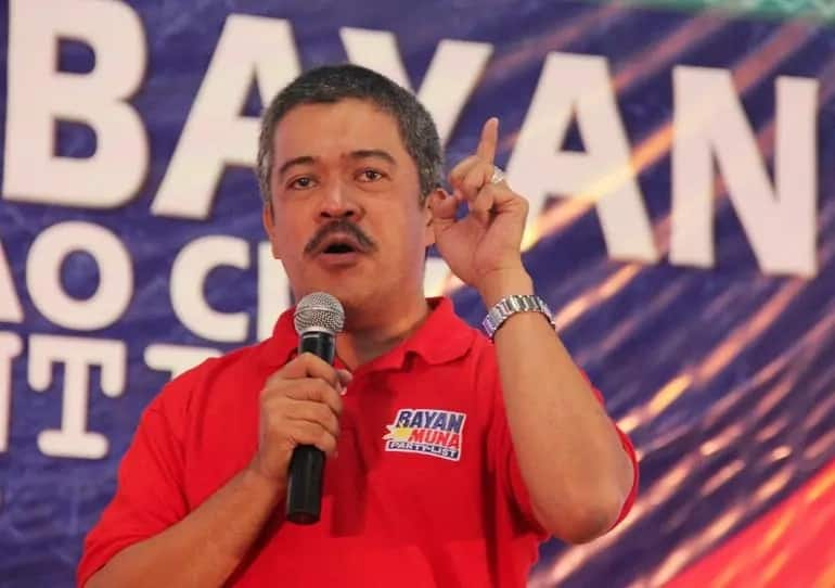 Zarate is communists' choice for DENR post