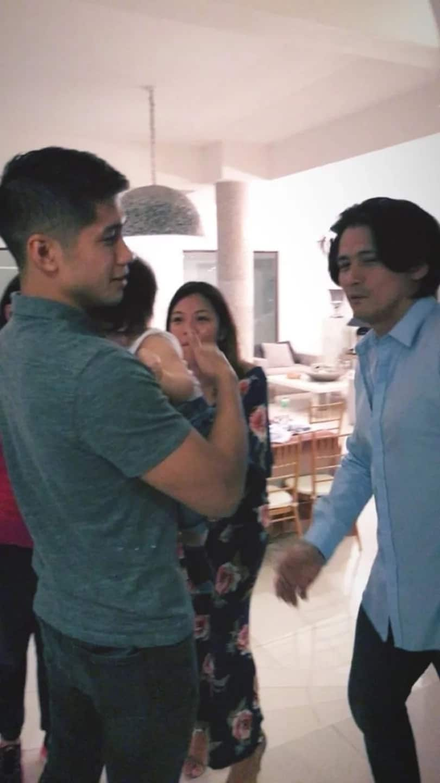 Namanhikan na sa wakas! Aljur Abrenica faces Robin Padilla, formally asks his permission to marry Kylie Padilla