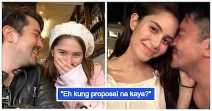 Nakapag-propose na ba talaga? Luis Manzano teases netizen about wedding proposal to Jessy Mendiola