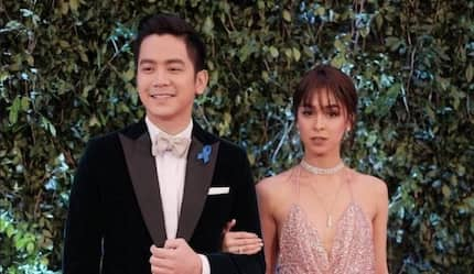 Joshua Garcia breaks his silence on Julia Barretto's outfit at ABS-CBN Ball