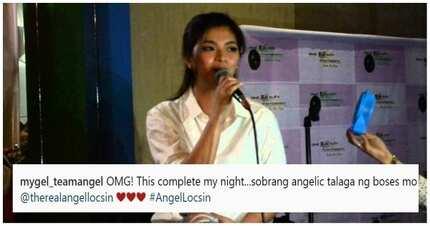 Video ng emosyonal na pagkanta ni Angel Locsin ng 'Torete,' nag-viral sa social media!