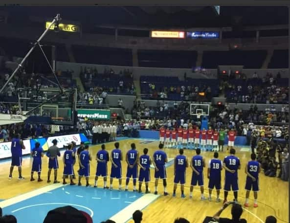 Gilas Pilipinas lineup for FIBA olympic qualifier unveiled