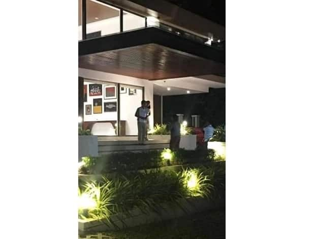 Vic Sotto, Pauleen Luna and baby Tali's mansion in Laguna is a sight to behold