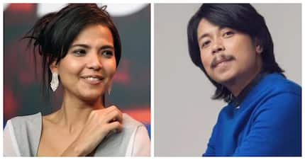Stars of hit movie 'Kita Kita' shares how it's like to fall in love. Empoy is believed to be the new pogi