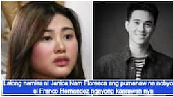 """""""What we've shared will never die"""" Janica Nam Floresca expresses longing and love on birthday message for Franco"""