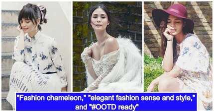 Kilalanin ang top 10 best-dressed o most stylish na mga Pinay celebrities