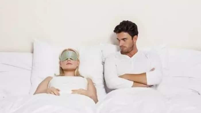 Husband compiles wife's excuses not to have sex in a spreadsheet