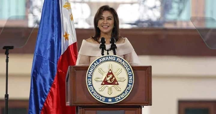 VP Robredo asks supporters to stay with her