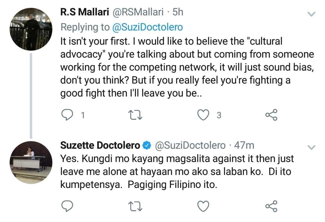 Mag focus na lang daw kasi sa sarili niyang bakuran! Netizens, nag react sa bagong 'hanash' ni Suzette Doctolero
