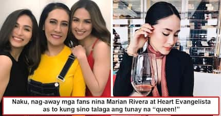 Isa lang daw ang totoong queen! Did Ai Ai delas Alas start war between Marian Rivera and Heart Evangelista's fans after posting photo?