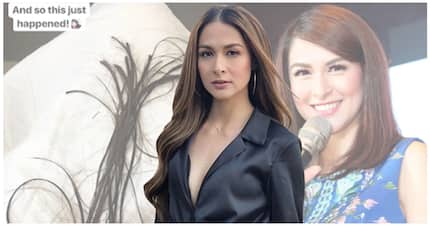 Sign na daw! Marian Rivera's haircut sparks speculations on her pregnancy