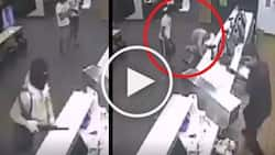 Real-life heroes: Brave citizens beat up dangerous hold-upper armed with a shotgun