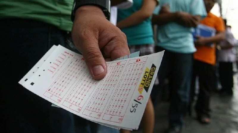 P62 milyong lotto jackpot, maswerteng napanalunan ng isang mananaya