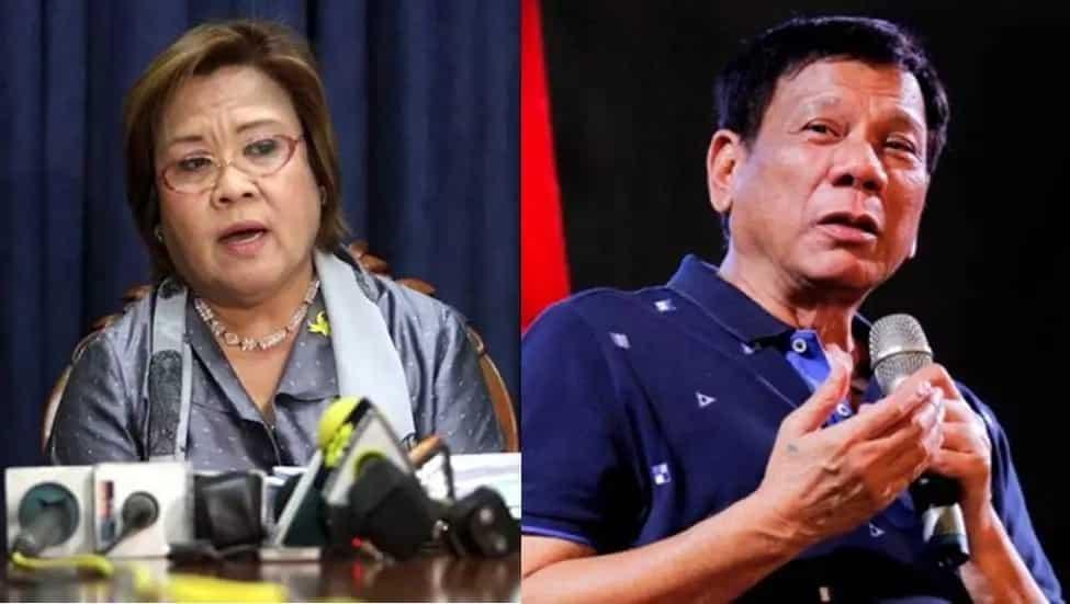 LP rallies behind De Lima over DU30's remarks