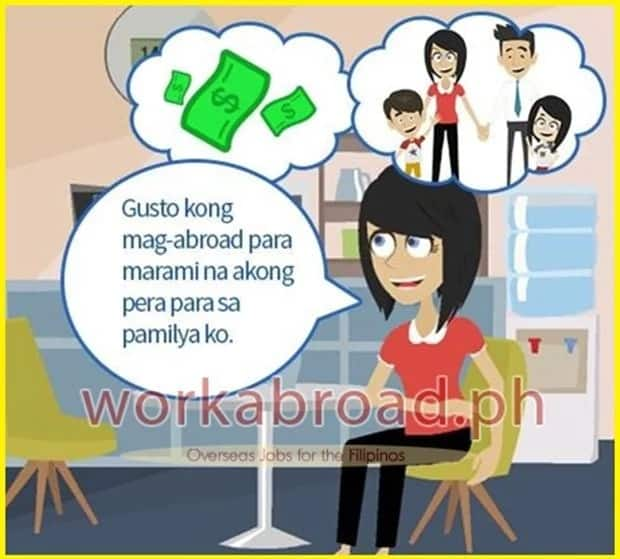 5 misconceptions of many Filipino families about OFWs