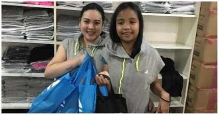 """""""Wow!"""" Mga fans nagreact sa mamahaling regalong bigay ni Claudine Barretto sa anak na si Sabina"""
