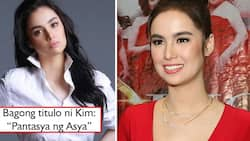 'Gusto ko inaapi,' Kim Domingo revels at her new title as 'Pantasya ng Asya,' surprisingly reveals her dream role as somebody maltreated