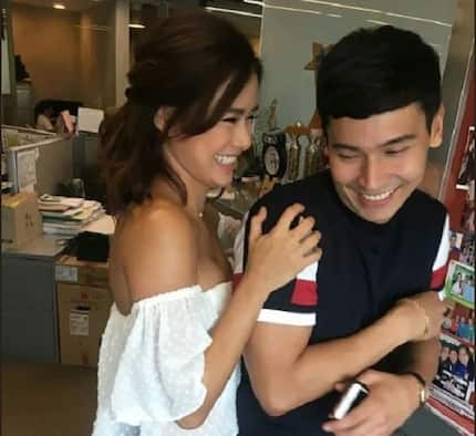 Erich Gonzales, Enchong Dee to revive love team?
