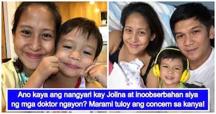 """Jolina Magdangal, kasalukuyang """"under observation"""" dahil sa hindi inaasahang karanasan matapos ang kanyang CS operation"""
