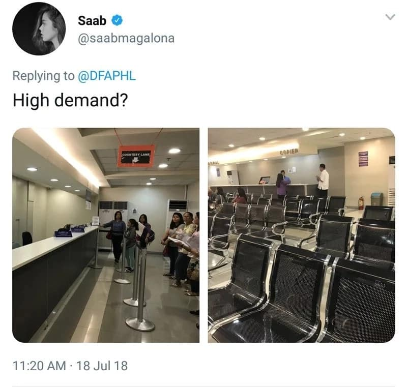 Saab Magalona shares horrible experience at DFA when she tried to get passport for baby