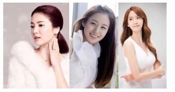 Top 9 Korean Actresses Who Didn T Undergo Plastic Surgery
