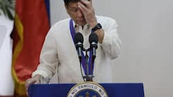Pres. Duterte says their income outside the gov't is 'none of your business'