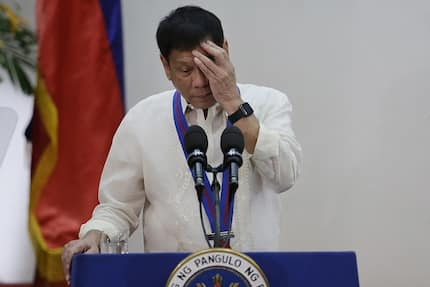 Cancer nga kaya? President Duterte reveals his current health condition