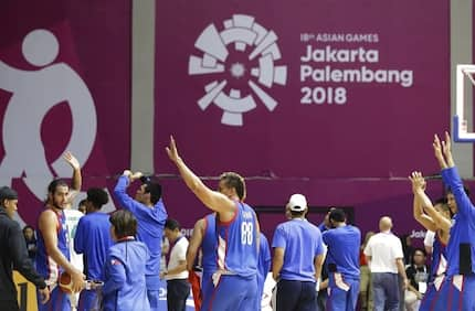 Panalo ang puso! PHL crushes Kazakhstan in the opening of Asian Games 2018