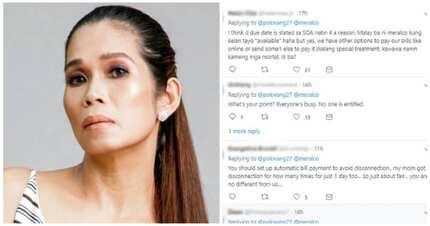 Pagreklamo ni Pokwang sa ginawa ng Meralco, umani ng samu't-saring reaksiyon