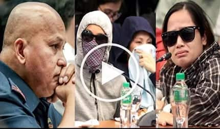 VIDEO: De Lima's witnesses link POLICE to illegal DRUGS and summary killings
