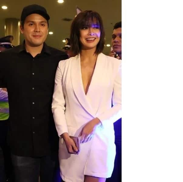 Erich Gonzales responds to issue linking her with Direk Paul Soriano