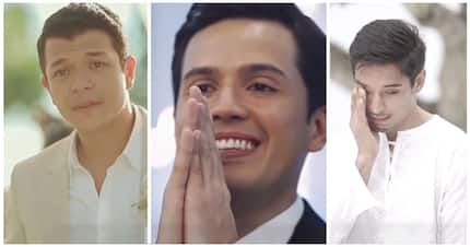 Real men do cry! Celebrity grooms' reactions seeing their bride walk down the aisle