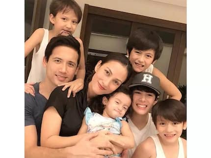 7 photos that prove Tito Sotto's only son, Gian has established a beautiful family