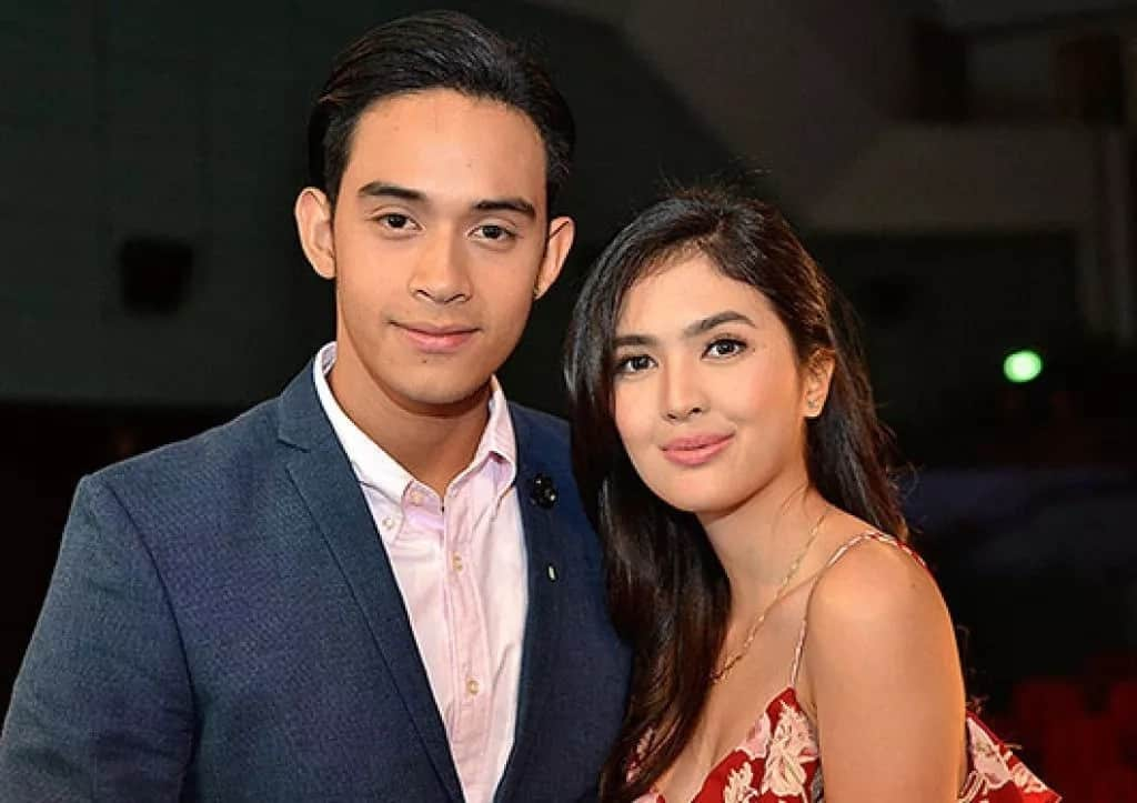 Sofia Andres reveals Cesar Montano and Diego Loyzaga now in good terms