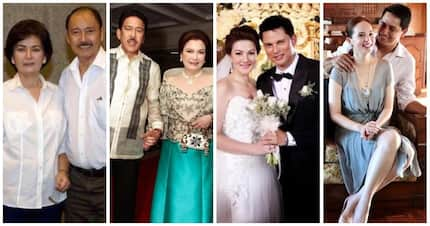 Wagas na pag-iibigan! Top 10 showbiz couples na mahigit isang dekadang nagmamahalan