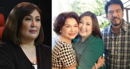 Megastar Sharon Cuneta apologizes for Sen. Tito Sotto's 'na-ano lang' remark