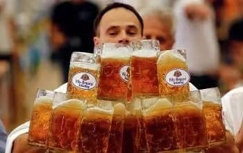 Scientists invented machine that turns your piss into beer!