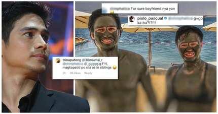 Gigil mo si Papa P! Piolo Pascual, sinupalpal ang isang malisyosong komento ng isang netizen