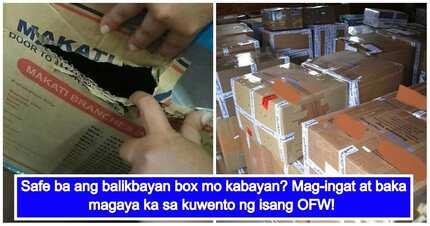 Dugo at pawis ang puhunan ng isang OFW makapagpadala lang sa Pinas, nanakawin ng ganun-ganun lang