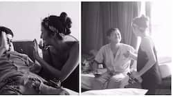 Di niya napigilan mapaiyak! Solenn Heussaff becomes emotional after visiting wounded Marawi soldiers