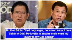 Jesus Is Lord (JIL) Church founder Brother Eddie Villanueva, naghayag ng saloobin sa mga salitang binitawan ng pangulo