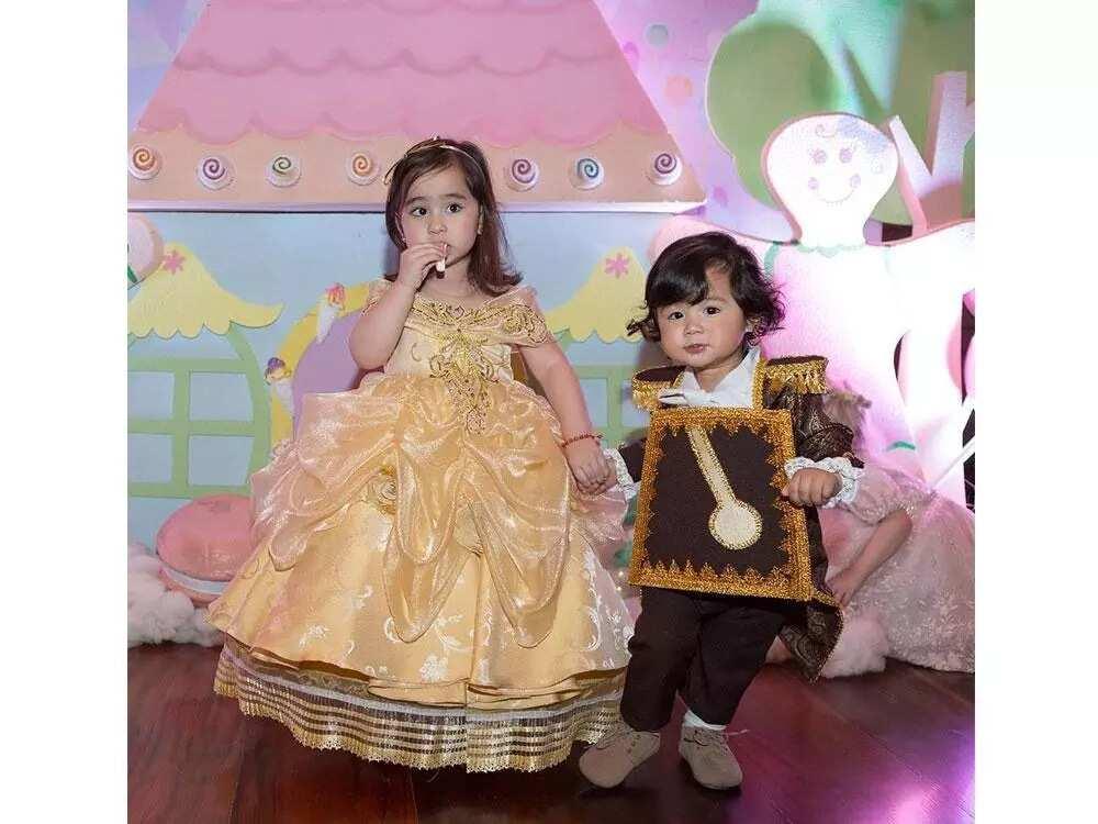 Nakaka-gigil sila! Adorable celebrity kid's cutest play dates