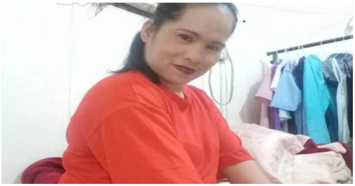 Nagawang lokohin ng asawa at ipinagdamot pa ang mga anak ng OFW na si Jeraldine