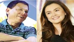 Angelica Panganiban stands by Duterte