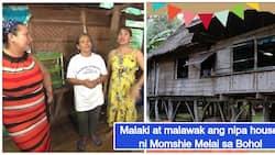 Melai Cantiveros, isinama si Momshie Carla Estrada sa bahay na kinalakhan niya sa Bohol