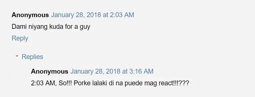 Lahat talaga pinapatulan? Luis Manzano shuts down basher who questioned his intentions toward Jessy Mendiola