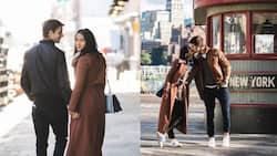 Bawal kayo maghiwalay! Isabelle Daza and husband are perfect darlings in these candid photos