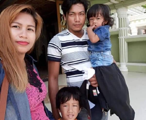 Nanay, nilagyan na ng ID ang mga anak para di na muli ito mawala sa pampublikong lugar