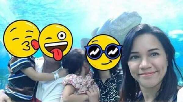 Pinay, nakangiti na sa larawan kasama ang pinatawad na mister at best friend niyang nagsasama na ngayon