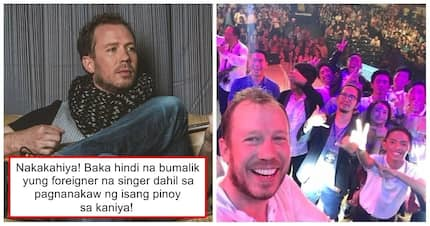 Kasiraan ng tiwala sa mga Pilipino? Stephen Speaks' singer nearly lost his phone during a gig in the Philippines